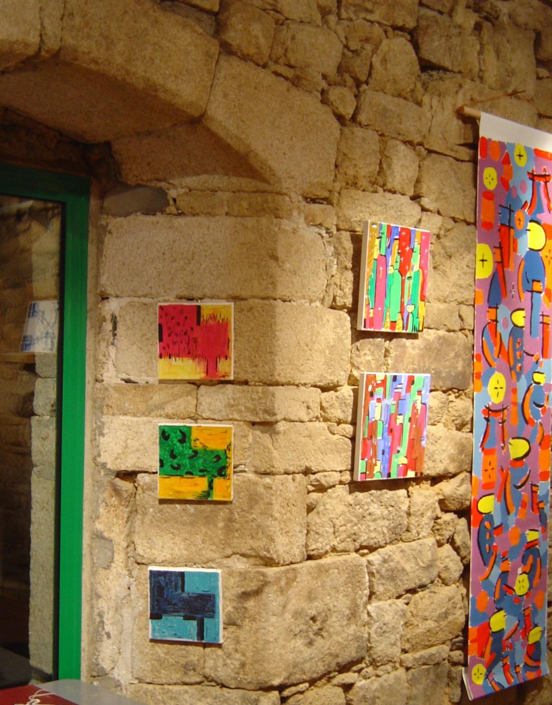 Tryptique / Galerie du haut